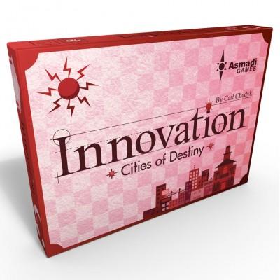 Innovation: Cities of Destiny 3E