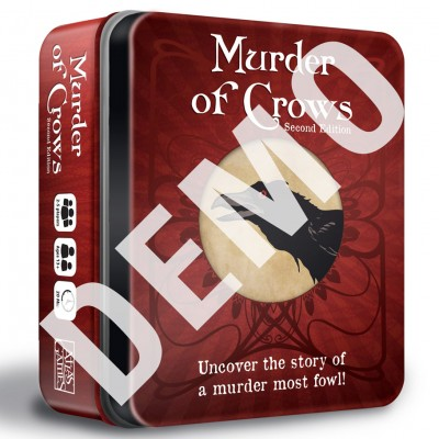 Murder of Crows 2E DEMO