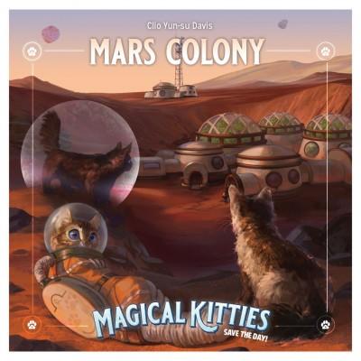 Magical Kitties: Mars Colony