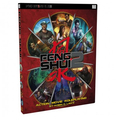 Feng Shui 2 Core Book (HC) DEMO