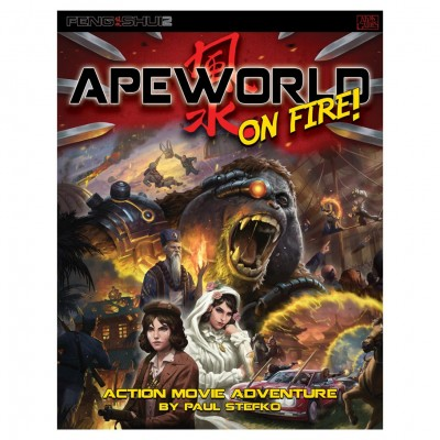 Feng Shui 2 Apeworld on Fire!