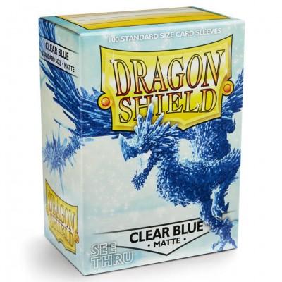 DP: Dragon Shield: Matte Clear: PU (100)