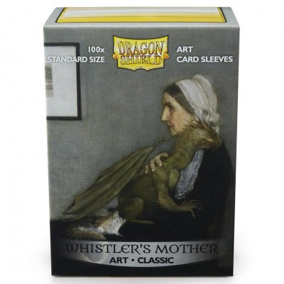 DP: DS: Art: Whistlers Mother (100)