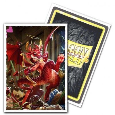 DP: DS: Art: Matte Valentine Dragon(100)
