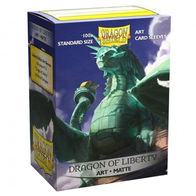 DP: DS: Art: Matte Dragon Liberty (100)