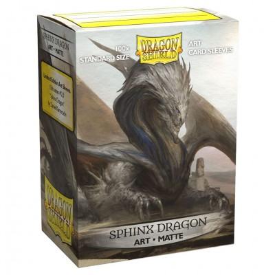DP: DS: Art: Matte Sphinx Dragon (100)