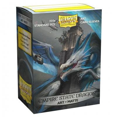 DP: DS: Art: Matte Empire Dragon (100)