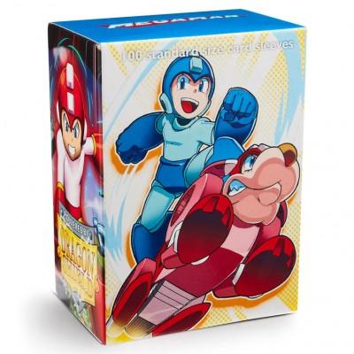 DP: DS: Art: Mega Man & Rush (100)