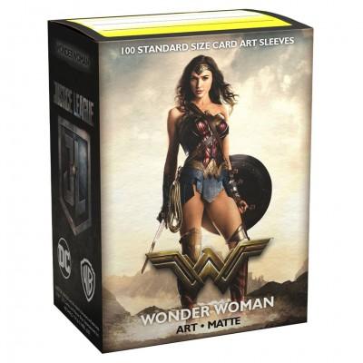 DP: Art: Matte JL: Wonder Woman(100)
