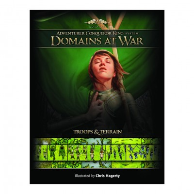 Domains at War: Troops and Terrain
