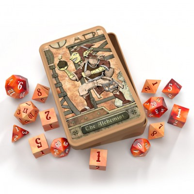 7-Set PF: Alchemist