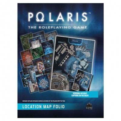 POLARIS: Location Map Folio