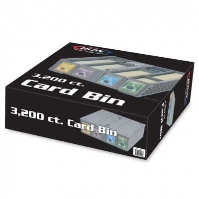 Collectible Card Bin GY 3200 ct