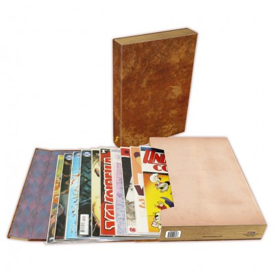 Stor-Folio: Comic Book Leather