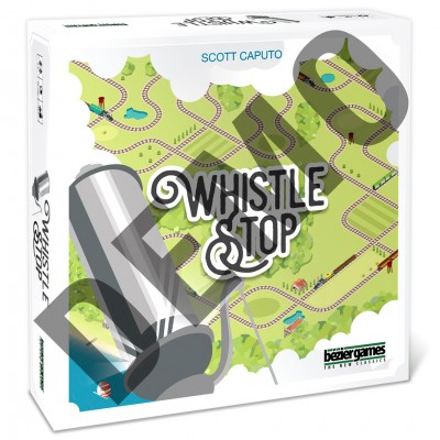 Whistle Stop Demo
