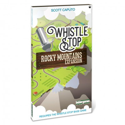 Whistle Stop Rocky Mtns Expansion