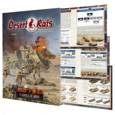 Flames of War: Desert Rats