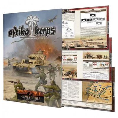 Flames of War: Afrika Korps