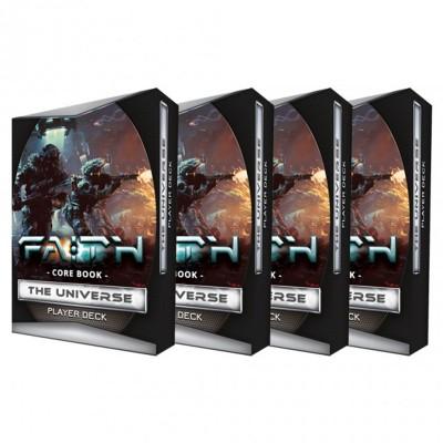FAITH: Pack of 4 Player Decks
