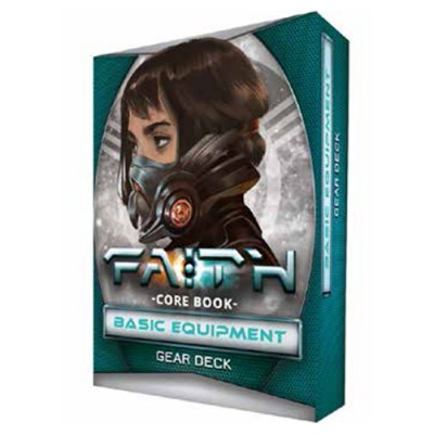 Faith: Tools of the Trade II - Gear Deck