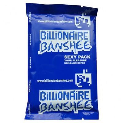 Billionaire Banshee Sexy Pack