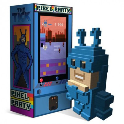 Pixel Party Presents: The Tick