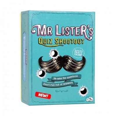 Mr Lister