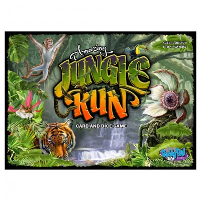 Amazing Jungle Run