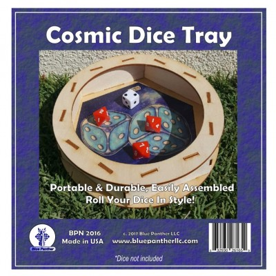 Cosmic Dice Tray