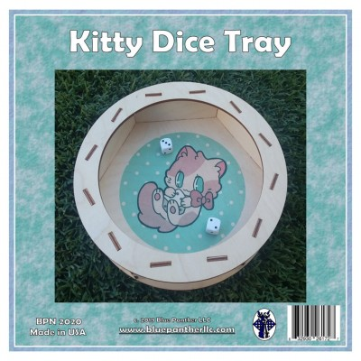 Kitty Dice Tray