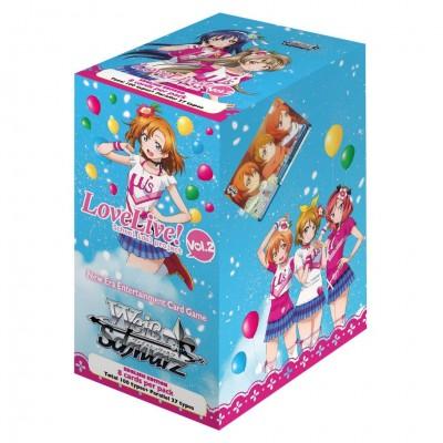 WS: Love Live! Volume 2 BD