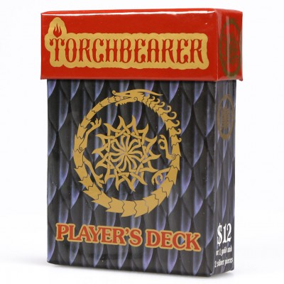 Torchbearer Player's Deck