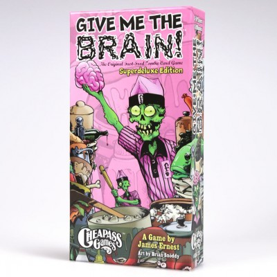 Give Me The Brain: Super Deluxe Edition