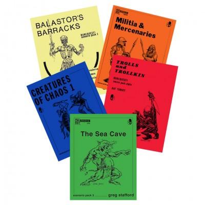 RuneQuest Old School Resource Pack