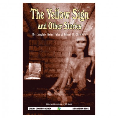 The Yellow Sign (Novel)
