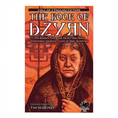 CoC: The Book of Dzyan (Novel)