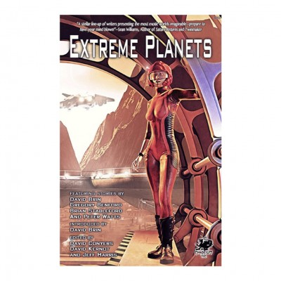 Extreme Planet (Novel)