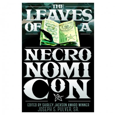 The Leaves of a Necronomicon (Novel)