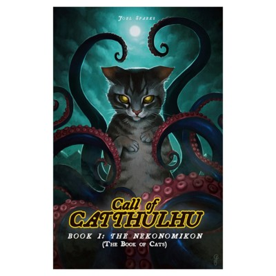 Cats of Catthulhu: Book I