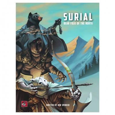5E: Surial: Bearfolk of the North