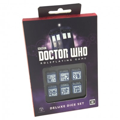 Dr. Who: Deluxe Dice Set