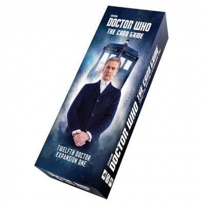 Dr. Who: Card Game: Twelfth Dr. Exp