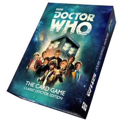 Dr. Who: Card Game: Classic Dr Exp