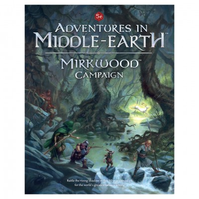 Adv. In Middle Earth: Mirkwood Camp