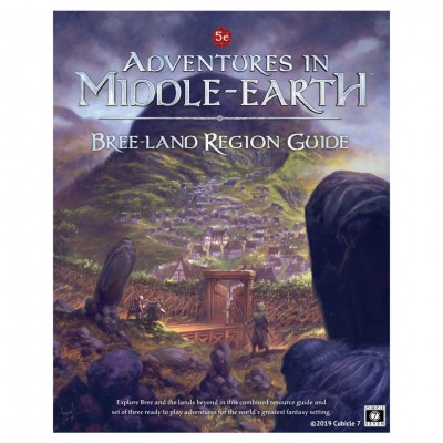 Adv Middle Earth: Bree-land Region Guide