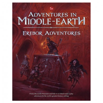 Adv Middle Earth: Erebor Adventures