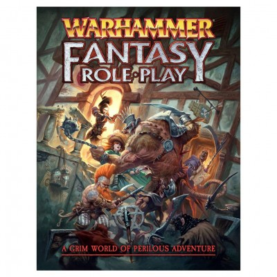 WH: Fantasy 4th Ed. Rulebook