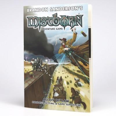 Mistborn: Alloy of Law