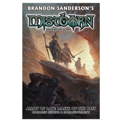 Mistborn: AoL: Masks of the Past