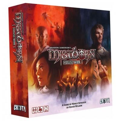 Mistborn: House War Boardgame